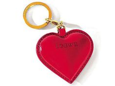 loewe Key chain especially for valentine's day