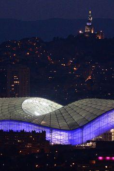 Et si on regardait un film au stade Vélodrome à Marseille ? | Vogue Paris