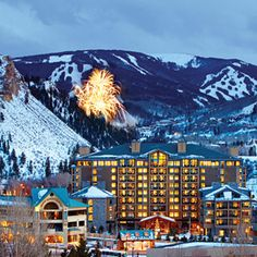 10 Best Snow Resorts: 2. The Westin Riverfront Resort & Spa, Beaver Creek