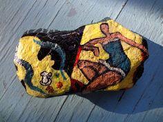 After+Matisse+Dancer+by+mARThaROCKS+on+Etsy