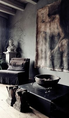 Incredible Tips: Natural Home Decor Paint Colors natural home decor living room coffee tables.All Natural Home Decor Living Rooms all natural home decor woods.Simple Natural Home Decor Beach Houses. Wabi Sabi, Grey Home Decor, Natural Home Decor, Natural Interior, Modern Interior, Nordic Interior, Modern Rustic Interiors, Casa Magnolia, Pattern Wall
