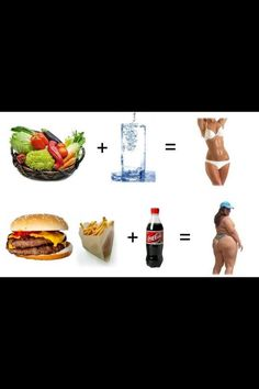 Right? It's amazing how many people are surprised at the weight they lose when they kick soda (diet or not, I don't care).