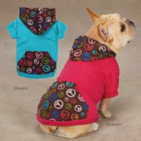 East Side Collection® Peace Out Dog Pullover at The Animal Rescue Site