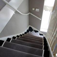 Inspireer uzelf. Bekijk hier de foto's van projecten die door Trapbekleding.nl zijn verzorgd. New Homes, Stairs, Home Decor, Lush, Greenhouses, Stairway, Decoration Home, Staircases, Room Decor