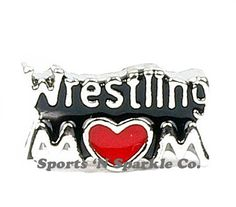 Check out this item in my Etsy shop https://www.etsy.com/listing/216555102/wrestling-mom-sports-charm-for-floating