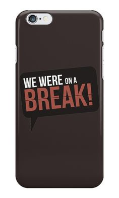 Our We Were On A Break - Friends Phone Case is available online now for just £ 5.99.    Get the famous Ross Geller quote on this cute Friends (TV series) phone case. 'We were on a break'    Material: Plastic, Production Method: Printed, Authenticity: Unofficial, Weight: 28g, Thickness: 12mm, Colour Sides: Clear, Compatible With: iPhone 4/4s | iPhone 5/5s/SE | iPhone 5c | iPhone 6/6s | iPhone 7 | iPod 4th/5th Generation | Galaxy S4 | Galaxy S5 | Galaxy S6 | Galaxy S6 Edge | Galaxy S7 | Galaxy…