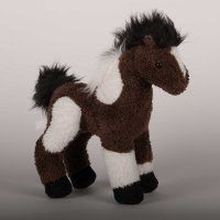Durango Indian Paint Plush Horse - 9