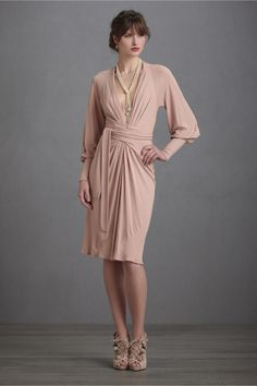 Come Hither Dress in SHOP Bridesmaids & Partygoers Bridesmaid & Party Dresses at BHLDN