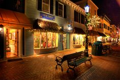 Washington Mall, Cape May NJ, shopping with my best friend. Yeah, you know who you are
