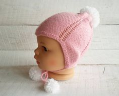 Check out this item in my Etsy shop https://www.etsy.com/listing/262875277/knit-baby-hat-earmuffs-ear-warmers