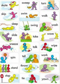 Learn English with us, Oxford English Academy Learning English For Kids, English Lessons For Kids, Kids English, Teaching English, Kids Learning, English English, English Class, English Verbs, English Vocabulary Words