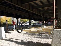 Holton Bridge Swings