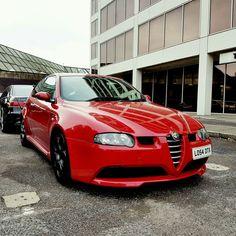 Alfa Romeo 147GTA                                                                                                                                                                                 Mais