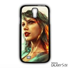 Taylor Swift in Painting for Samsung Galaxy S3/4/5/6/6 Edge/6 Edge Plus phonecases