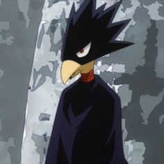 Tokoyami Boku No Hero, Baby Crows, Dark Love, Otaku Mode, Anime Drawings Sketches, My Hero Academia Manga, Boku No Hero Academy, Anime Characters, Animation