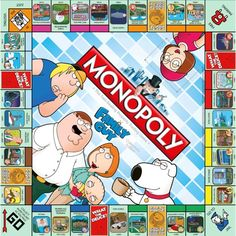 family_guy_monopoly_board_game