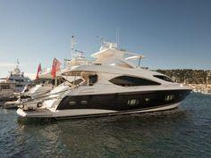 """""""Stella Ann"""" Browse: 2012 Sunseeker 88 Yacht in Golfe Juan, France. £3,350,000."""