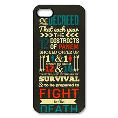 The Hunger Games: Catching Fire iPhone 5 5S Best Durable Cover Case:Amazon:Books