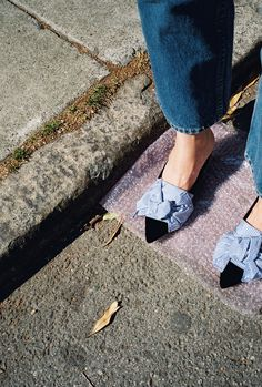 afe45c5d9a74d1 shoe ho · gingham bows on a slide ooooof