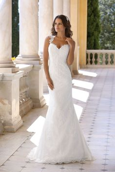 Emma Charlotte 2018 collection – Style Blies - New Site Popular Wedding Dresses, Wedding Dresses 2018, Bridal Dresses, Bridesmaid Dresses, Elegant Bride, Elegant Wedding Dress, Wedding Dress Accessories, Pretty Dresses, Ball Gowns