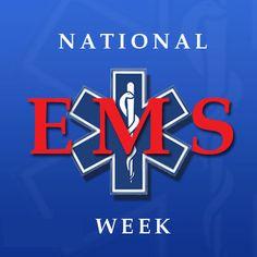 EMS Week - May 21- 27, 2017