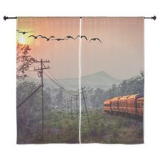 Traveling Curtains