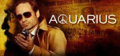 David Duchovny | Yeni Dizi | Aquarius