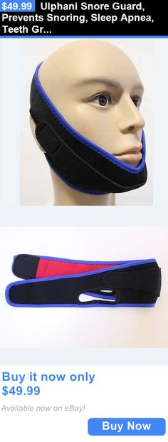 Chin Straps: Ulphani Snore Guard, Prevents Snoring, Sleep Apnea, Teeth Grinding, And Tmj Pain. BUY IT NOW ONLY: $49.99