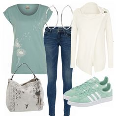 Freizeit Outfits: Minty bei FrauenOutfits.de