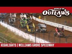 World of Outlaws Craftsman Sprint Cars Williams Grove Speedway May 19, 2017 | HIGHLIGHTS - YouTube