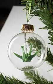 Image result for how to fill dome shaped clear ornaments