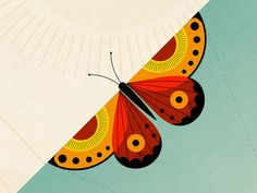 Some Charley Harper-style goodness... always always fun!