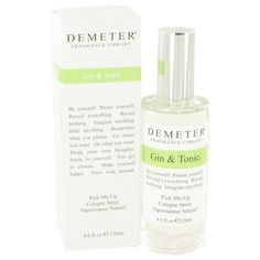 Gin & Tonic By Demeter Cologne Spray 4 Oz