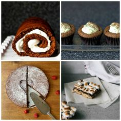 All the Taste, Without the Gluten! : 22 Crowd Pleasing Gluten Free Dessert Recipes| Spoonful #recipe #gf #dessert