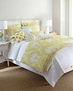 Payton Bedding by Dena Home at Neiman Marcus.