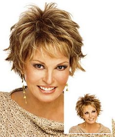 Image detail for -Short shag haircut Hairstyles for Women Over 60