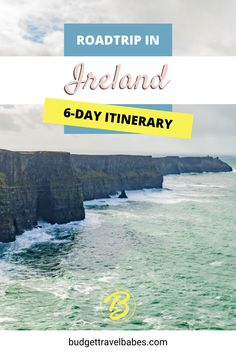 Belfast Dublin, Cheap Weekend Getaways, Cliffs Of Moher, Plan Your Trip, Northern Ireland, Budget Travel, Cork, Budgeting, Trips