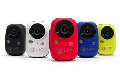 Liquid Image Ego HD Mountable Mini Extreme Sport Camera www.greenvillemotorsports.com