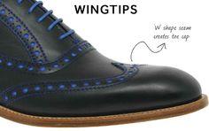 Wingtip Shoe