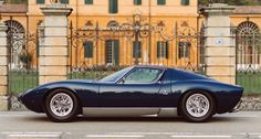 5 collector cars to put in your garage this week Auto Design, Collector Cars, Lamborghini, Dream Cars, Garage, Magazine, Classic, Carport Garage, Derby