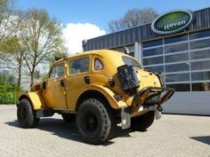 Volvo - P210 Sugga TP-21 Bouwjaar: 1957 Brandstof: Benzine Transmissie: Handgeschakeld KMstand: 65.000 Carrosserie: Onbekend Kleur: Geel
