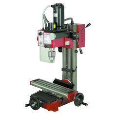 Benchtop Milling Machine, Vertical Milling Machine, Cnc Milling Machine, Drilling Machine, Mortising Machine, Small Drill Press, Industrial Power Tools, Garage Workshop Organization, Machinist Tools