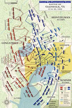 The Battle Of Fredericksburg The Fight In The Streets December - Us map civil war battles