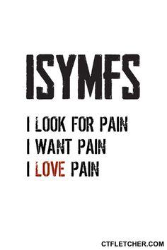 CT FLETCHER: ISYMFS