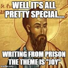 Apostle Paul on Philippians