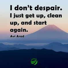 Excellent advice, it always comes back to start again. Don't give up. #success #motivation #money #webdesign #marketing