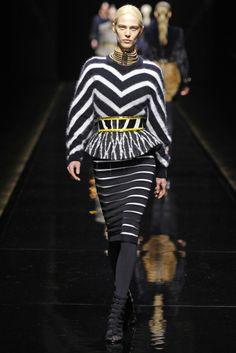 Balmain RTW Fall 2014 - Slideshow - Runway, Fashion Week, Fashion Shows, Reviews and Fashion Images - WWD.com