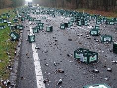 Worst road accident ever....