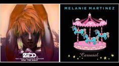 Melanie Martinez/Zedd feat. Hayley Williams - Carousel/Stay The Night Ma...