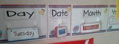 affichage date anglais